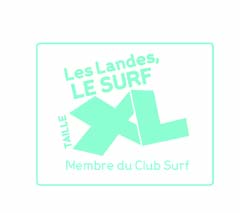 club surf'in Landes