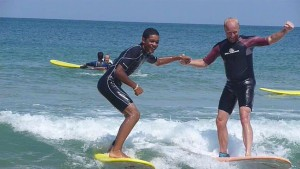 surf lessons in Labenne and Ondres