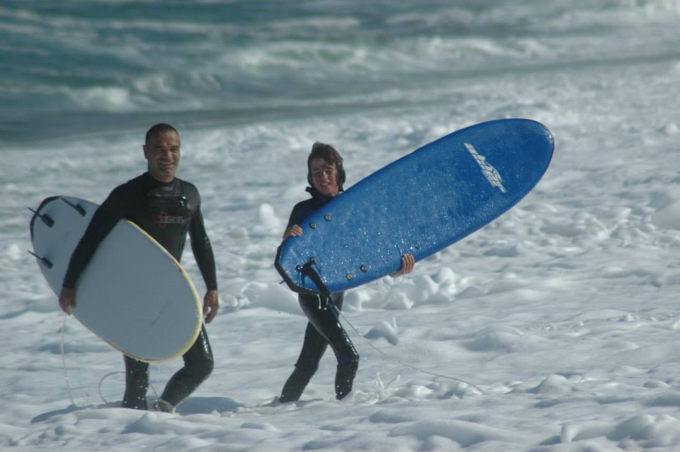 moniteurs surf d'Ondres