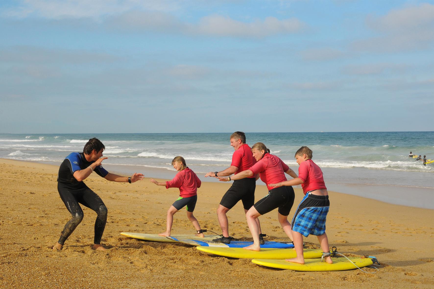 charte qualité surf